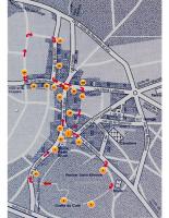 Plan de la promenade commentée